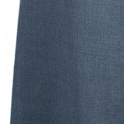 Celine Gray Box Pleat Skirt S