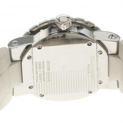 Chaumet Stainless Steel Women's Wristwatch