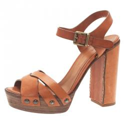 346e955c396 Buy Pre-Loved Authentic Chloe Sandals for Women Online