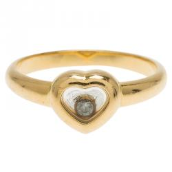 25da6092068 Buy Pre-Loved Authentic Chopard Rings for Women Online