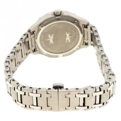 Concord Mother of Pearl Diamond & Stainless Steel Saratoga Women's Wristwatch 31MM