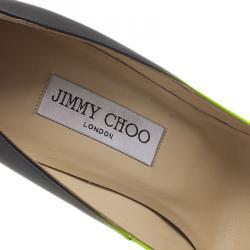 Jimmy Choo Two Tone Dégradé Anouk Pumps Size 38