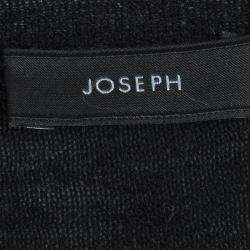 Joseph Black Cashmere Crew Neck Sweater S