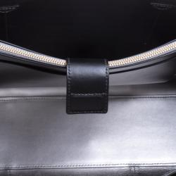 Kate Spade Black Leather Large Arbour Hill Elodie Shopping Tote