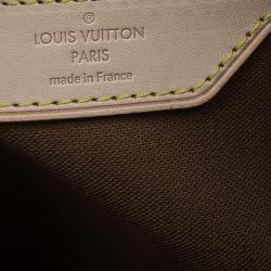 Louis Vuitton Monogram Canvas Batignolles Horizontal Tote