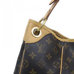 Louis Vuitton Monogram Canvas Galliera Shoulder Bag PM