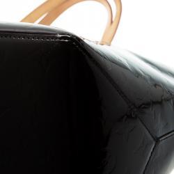 Louis Vuitton Amarante Monogram Vernis Bellevue GM Tote