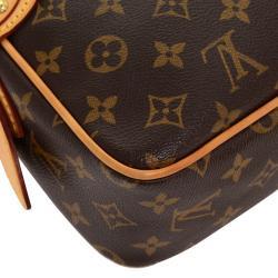 Louis Vuitton Monogram Canvas Hudson Satchel PM