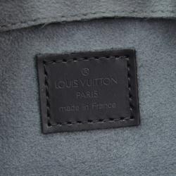 Louis Vuitton Black Epi Leather Pont Neuf PM Bag