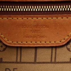 Louis Vuitton Monogram Canvas Neverfull MM Tote Bag
