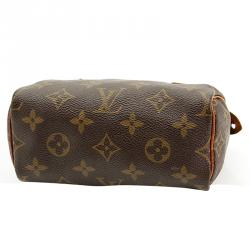 Louis Vuitton Monogram Canvas Mini Speedy