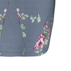 McQ By Alexander McQueen Kaleidoscope Antique Rose Print Dress XL