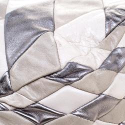 Miu Miu Multicolor Patchwork Leather Hobo