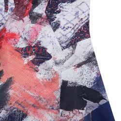 Prabal Gurung Multicolor Print Sweetheart Dress S