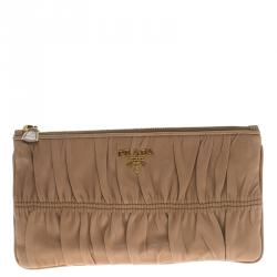 7327ec8d0f94 Buy Pre-Loved Authentic Prada Clutches for Women Online | TLC
