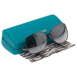 Roberto Cavalli Black Menta Sunglasses