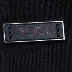Tumi Black Nylon Just In Case Tote