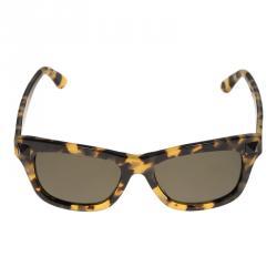Valentino Tortoise Frame V670S Rockstud Wayfarer Sunglasses