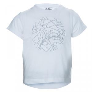 Baby Dior White Printed T Shirt 6 Months