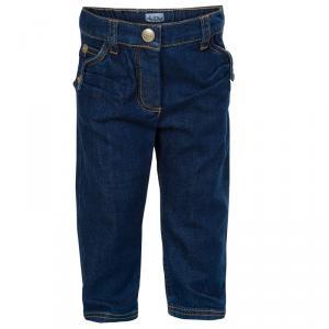 Baby Dior Dark Wash Denim Jeans 9 Months