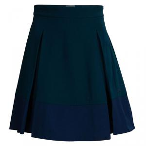 Fendi Block Color Pleated Skirt 8 Yrs