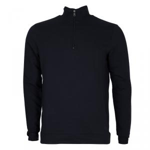 Boss Hugo Boss Men's Dark Blue Sweatshirt M