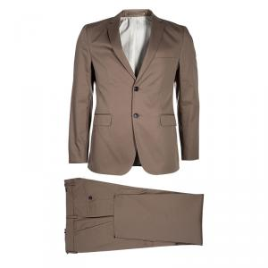 Boss by Hugo Boss Men's Beige Suit S