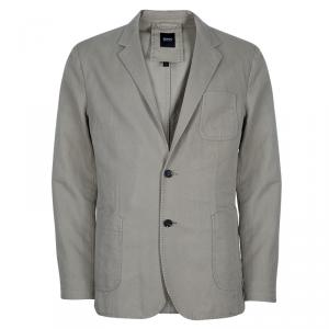 Boss by Hugo Boss Men's Beige Blazer XL