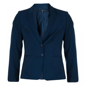 Boss By Hugo Boss Navy Blue Blazer M