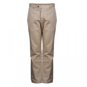 CH Carolina Herrera Men's Beige Trousers M