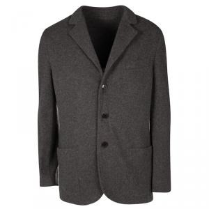 Etro Brown Cashmere Coat L