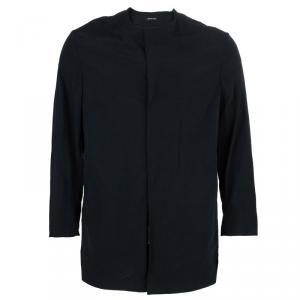 Giorgio Armani Black Technical Jacket L