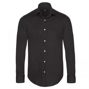 Boss by Hugo Boss Black Long Sleeve Shirt M