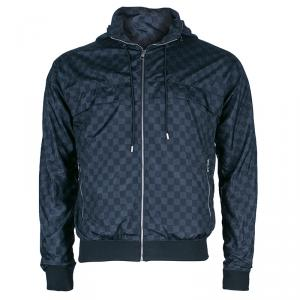 Louis Vuitton Men's Damier Graphite Nylon Jacket M