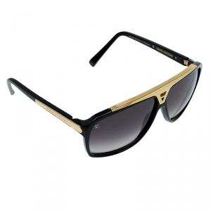 Louis Vuitton Black Evidence Sunglasses