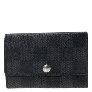 Louis Vuitton Damier Graphite 6 Keys Holder