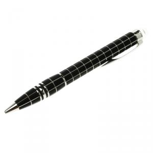 Montblanc Black StarWalker Metal & Rubber Ball Point Pen
