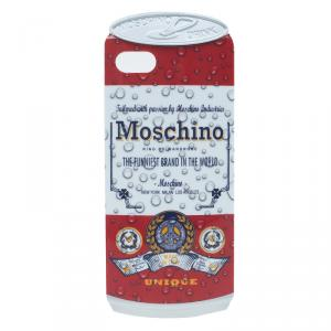 Moschino Red Drink iPhone 5/5s Case