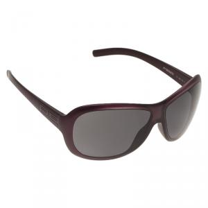 Porsche Design Purple P'8520 Rectangle Sunglasses