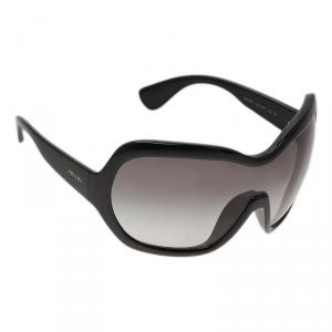 Prada Black SPR05O Ski Mask Inspired Sunglasses