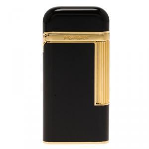 Saint Laurent Paris Gold-Plated Lighter