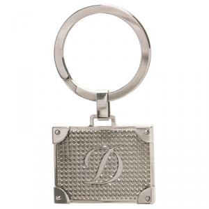 S.T. Dupont Silver Key Chain