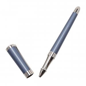 S.T. Dupont Liberte Pearly Blue-Grey Rollerball Pen