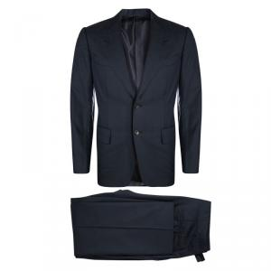 Tom Ford Navy Blue Wool Suit M