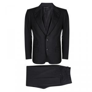 Tom Ford Grey Wool Regular Fit Suit M