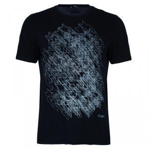 Z Zegna Men's Black T-Shirt XL