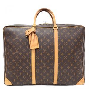 Louis Vuitton Monogram Canvas Sirius Soft Suitcase 50
