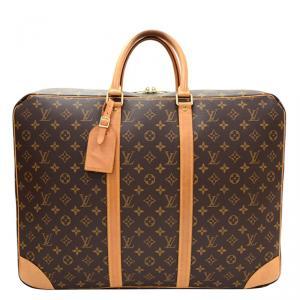 Louis Vuitton Monogram Canvas Sirius Heures 24 Soft Suitcase