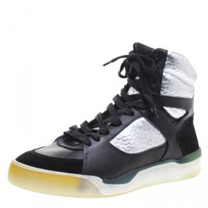 Alexander McQueen for Puma Leather Move Femme Mid High Top Sneakers Size 38