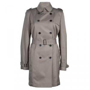 Boss by Hugo Boss Casinda Beige Trench Coat L